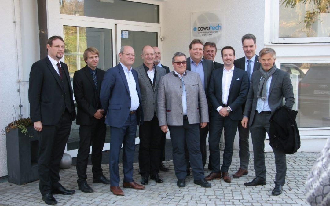 Neuer GDI Software-Partner in Niederbayern