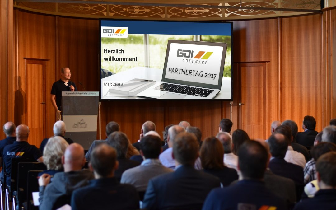 GDI Software Partnertag 2017