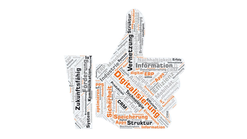 Digitalisierungsförderung für nachhaltigen Unternehmenserfolg