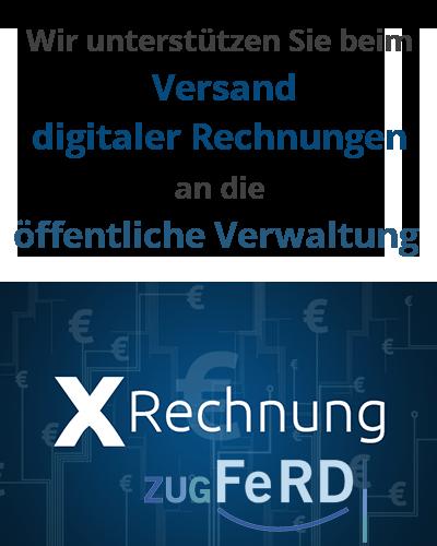 ZUGFeRD / XRechnung